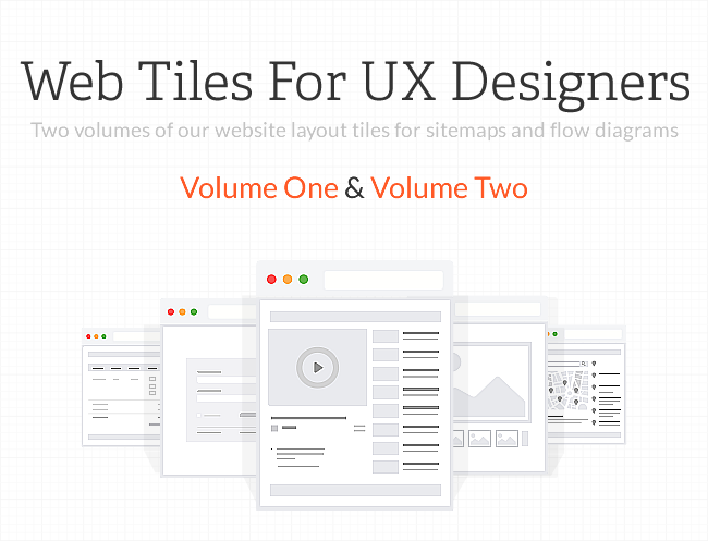 Quickly Deliver Sitemaps & Flow Diagrams With Web Tiles