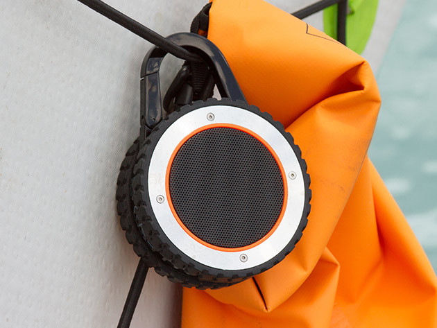 All-Terrain Sound: The World's Most Experienced Speaker for $22