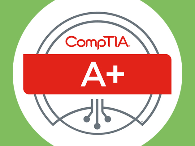 CompTIA Core Certification Bundle for $29