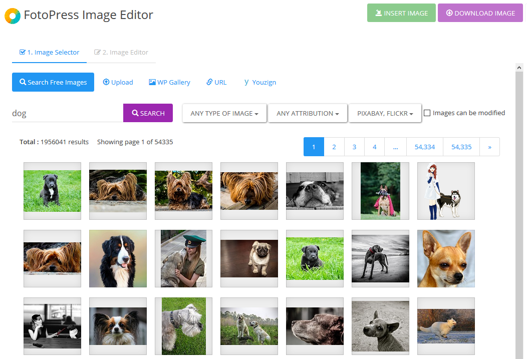 FotoPress – the all-in-one solution for perfect WordPress images