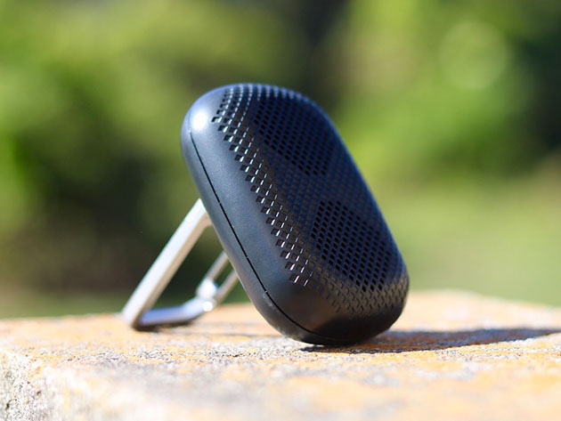 Mini Terrain Sound Bluetooth Speaker for $16