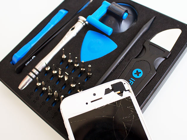 iFixit Essential Electronics Toolkit for $19