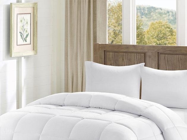 Bibb Home Down Alternative Microfiber Comforter for $39
