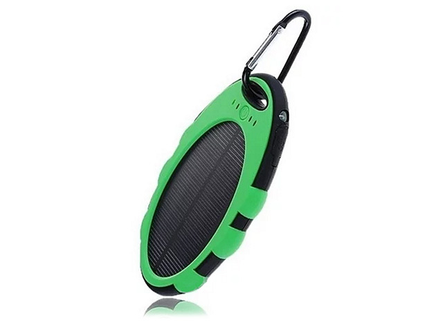 Go-Green Heavy Duty Solar Charger  for $27