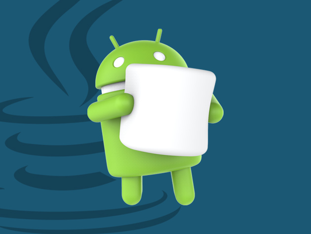 Master Android Marshmallow App Development Using Java  for $29