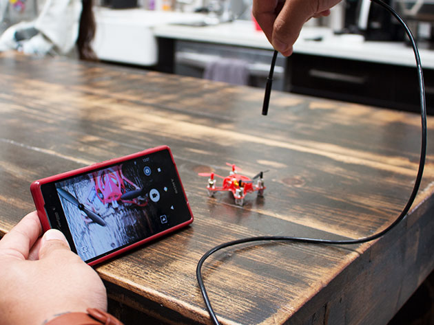 Endoscopic Android Camera for $17