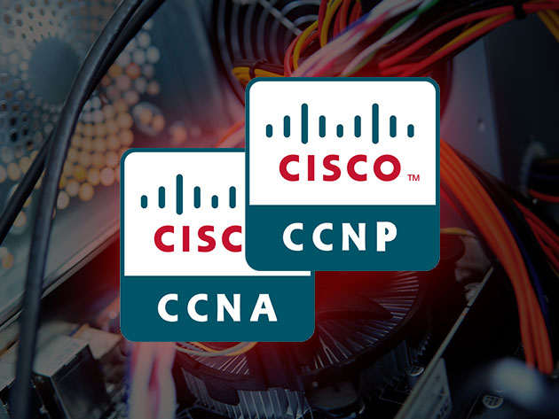 Cisco Certified Network Associate (CCNA) & Professional (CCNP) Certification Training for $55