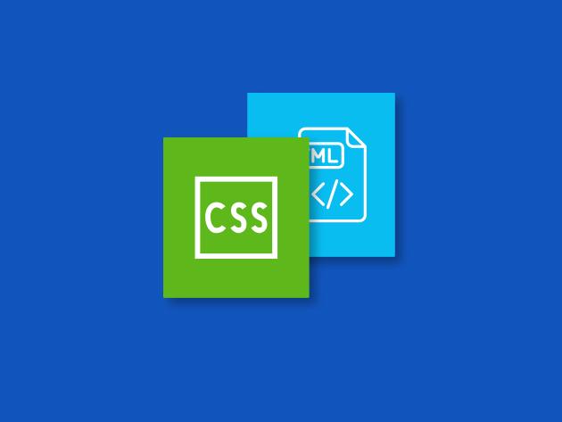 Microsoft Front-End Developer Training Bundle for $59
