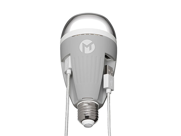 Powerbulb Charging Lightbulb for $29