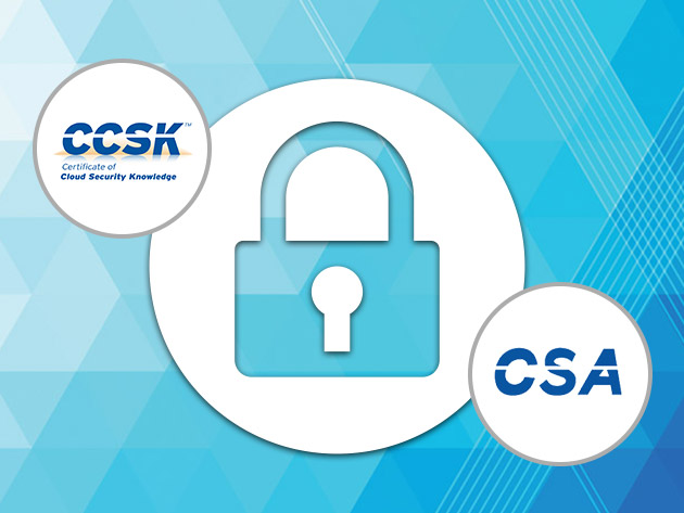 Cloud Technology Security Knowledge (CCSK) Certification Prep for $27