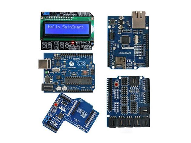 SainSmart UNO for Arduino for $53