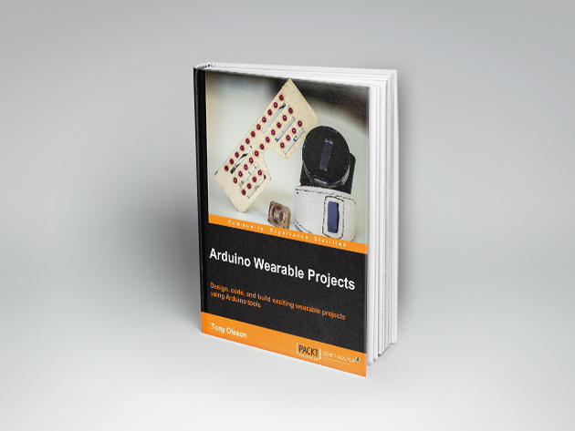 Arduino Enthusiast E-Book Bundle for $10
