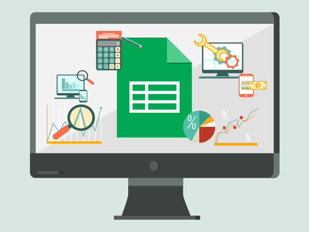 Google Sheets Mastery Course for $10