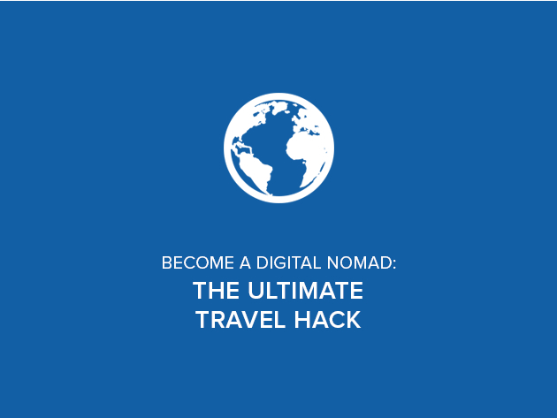 Pay What You Want: World Travel Hacker Bundle for $1