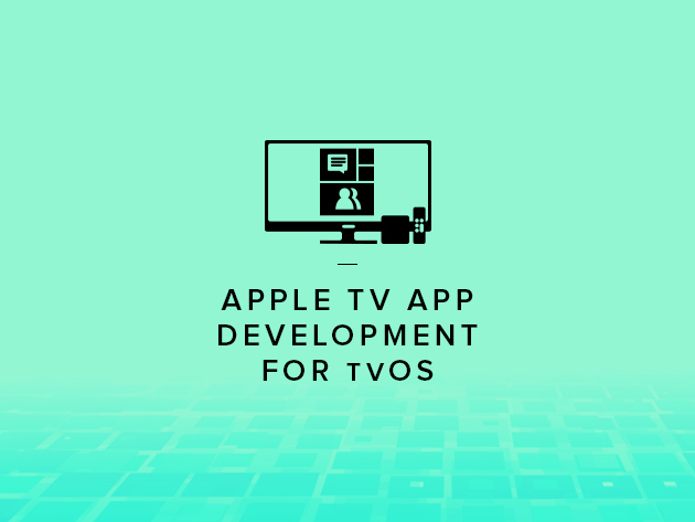 tvOS App & Game Coding Bundle for $29