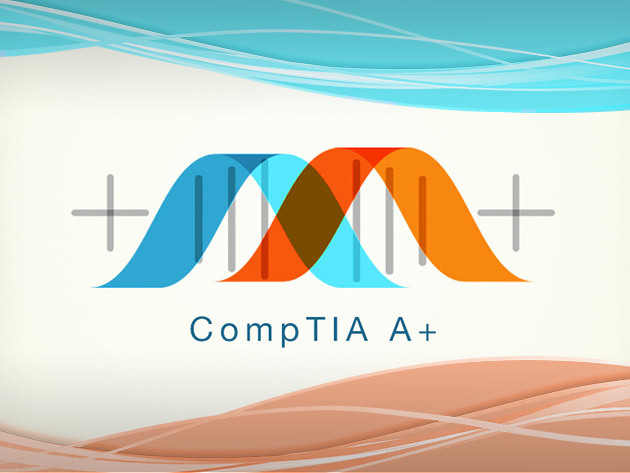 CompTIA A+ IT Support Technician Certification Training for $49
