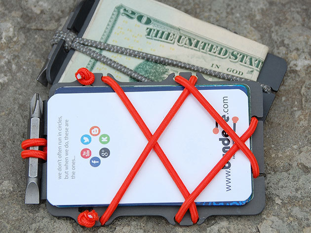Bundeze Bandit Multi-Tool Wallets for $19
