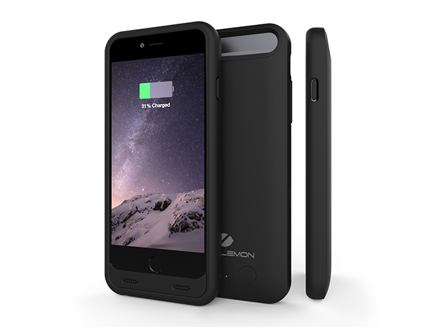 ZeroLemon Slim Juicer Battery Case for iPhone 6/6s for $21