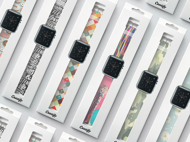 Casetify Apple Watch Band: $70 Credit for $50