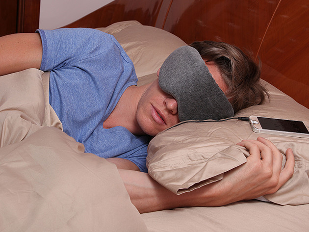Sleep Eye Mask Headphones  for $24