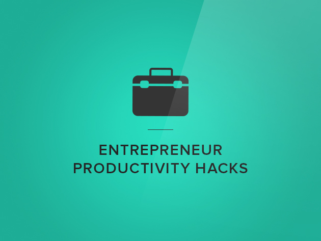 Ultimate Productivity Hacks Bundle for $39