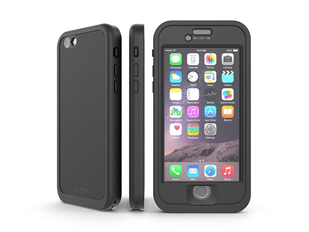 Topless Waterproof iPhone Case for $14