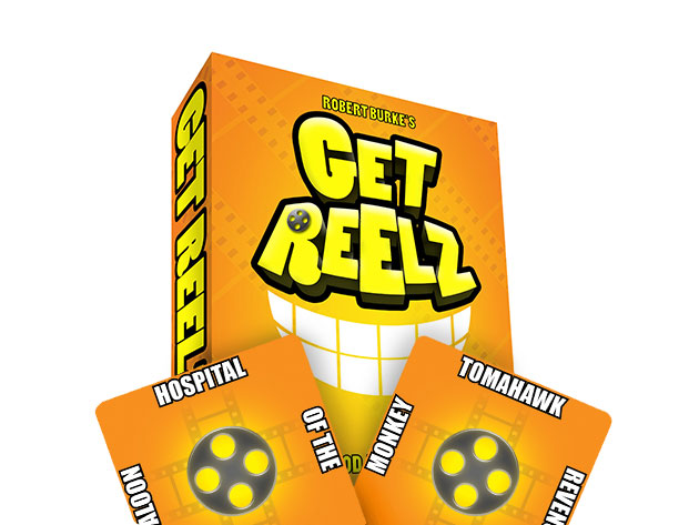 Get Reelz Board Game for $19