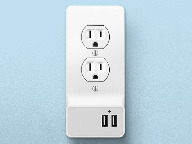 Instant Snap-On Smart Wall Outlets for $16