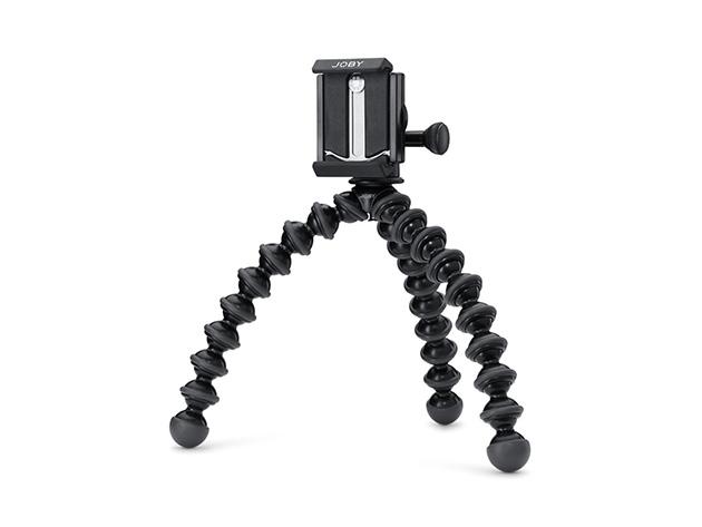 JOBY GorillaPod & GripTight Smartphone Mounts for $14