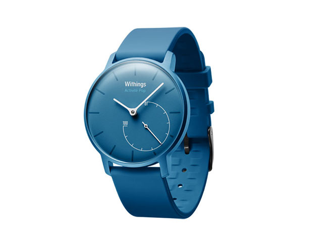 Withings Activité Steel Activity Tracker Watch (Azure) for $79