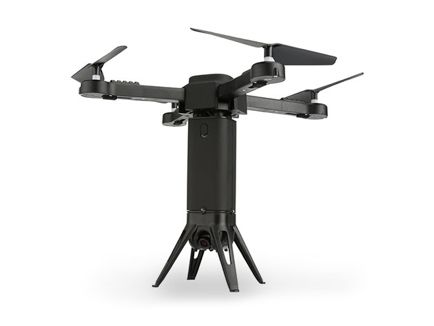 Foldable Rocket Drone for $129