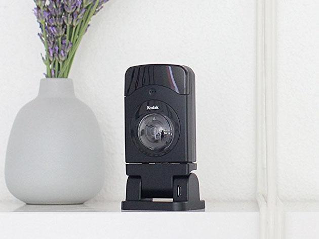 Kodak 180° Panoramic HD WiFi Security Camera for $69