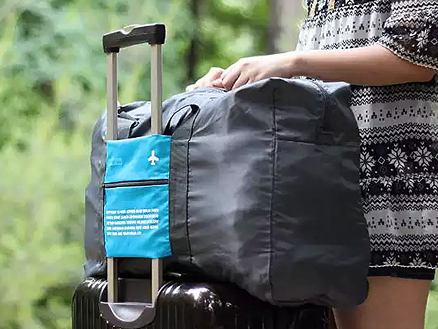Expandable Carry On Bag for $19