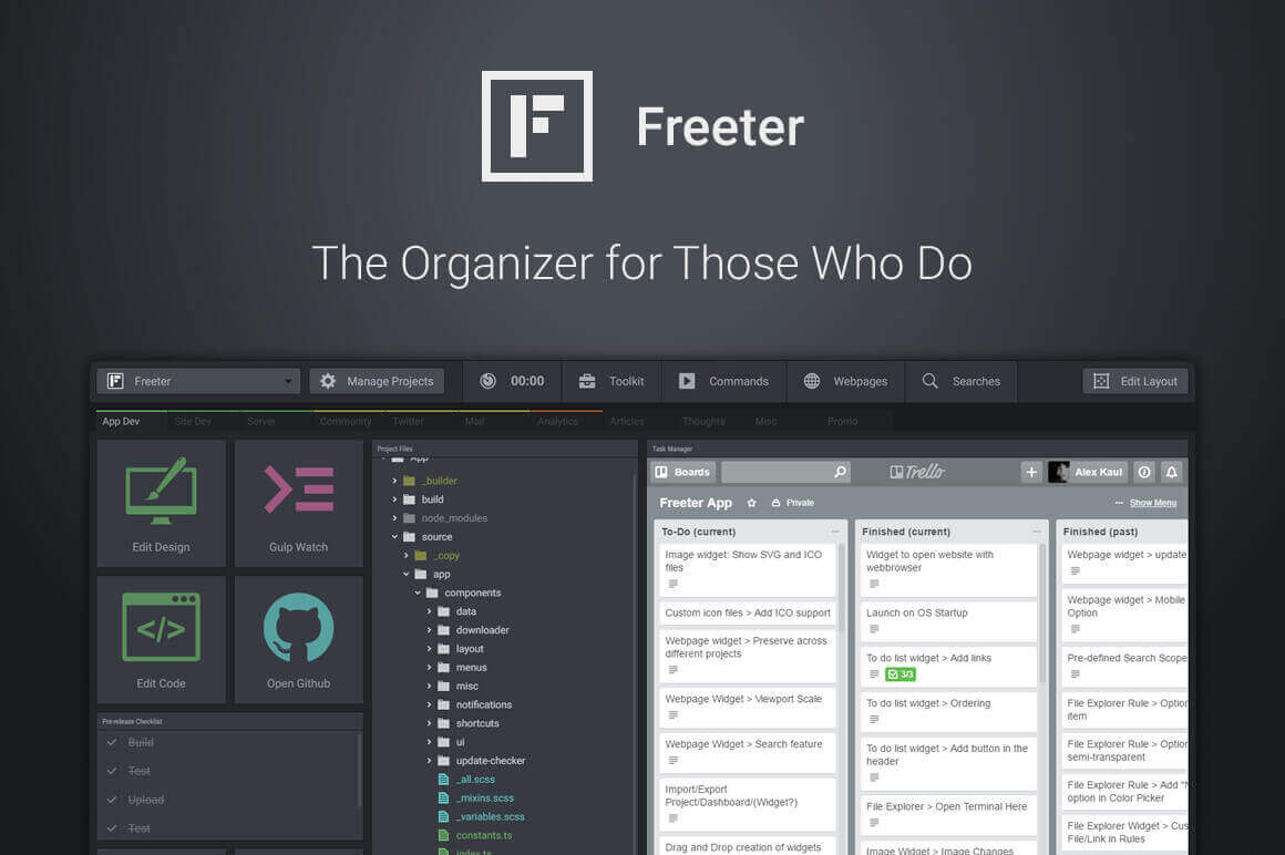 FREETER PRO: Organize Your Work with this Productivity App - only $14!