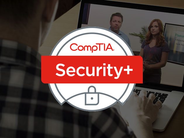 CompTIA Security+ (SY0-401) Certification Training for $55