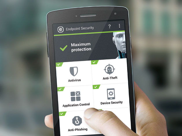 ESET Mobile Security for Android: 2-Yr Subscription for $11