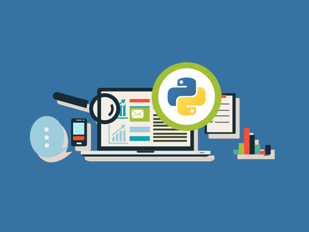 The Python Mega Course: Build 10 Real World Applications for $42