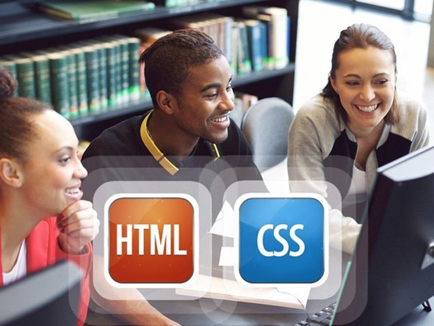 The Complete HTML & CSS Course: From Novice To Professional for $48
