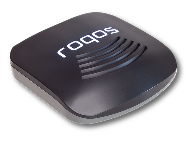Roqos Core Firewall Router + Free Month of VPN Service for $119