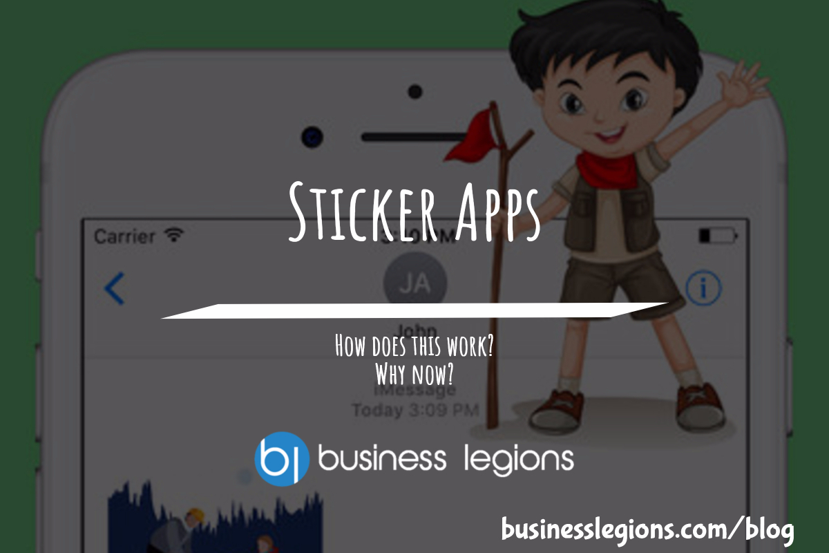 Sticker Apps