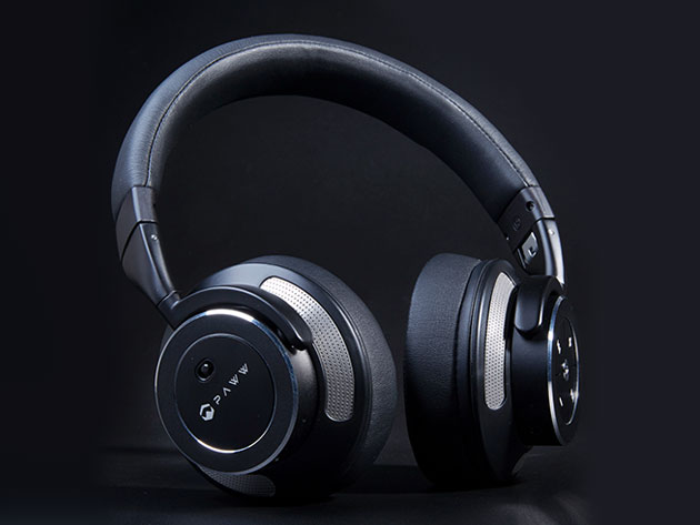 Paww WaveSound 3 Noise-Cancelling Bluetooth Headphones for $79