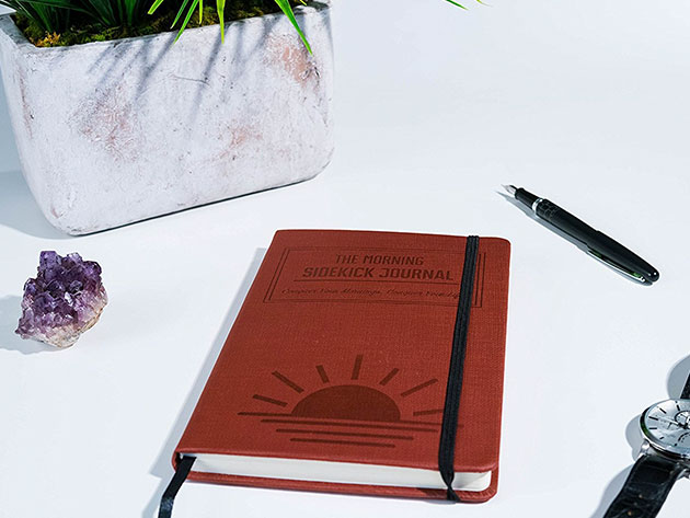 Morning Sidekick Journal for $24