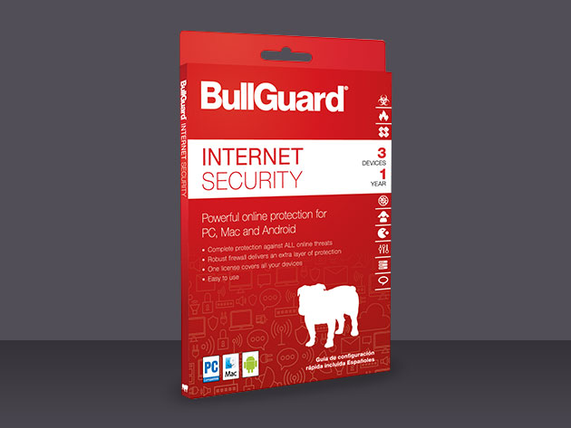 BullGuard Identity Security Suite for $29