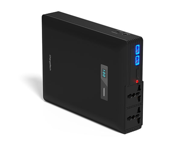 ChargeTech PLUG Portable Power Supply for $329