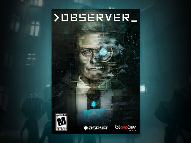 >observer_ Steam Key for $24
