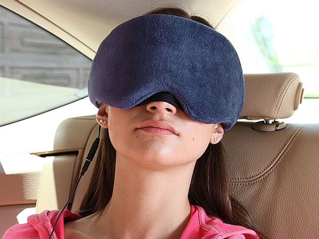Sleep Eye Mask Headphones for $19