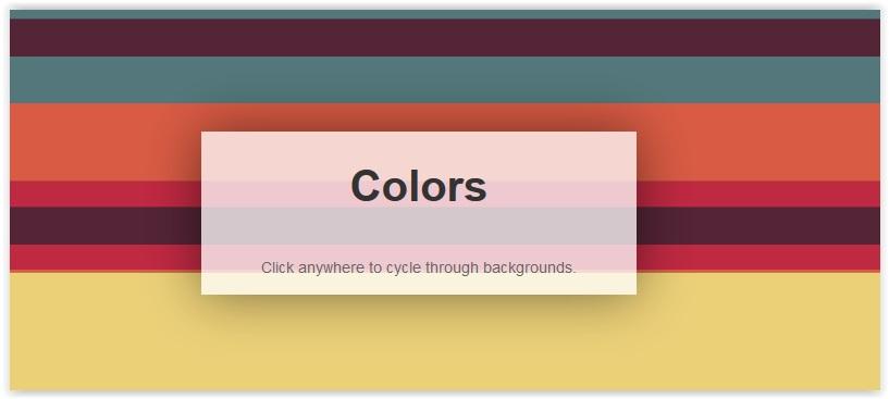 8 CSS HTML Web Scripts Bundle