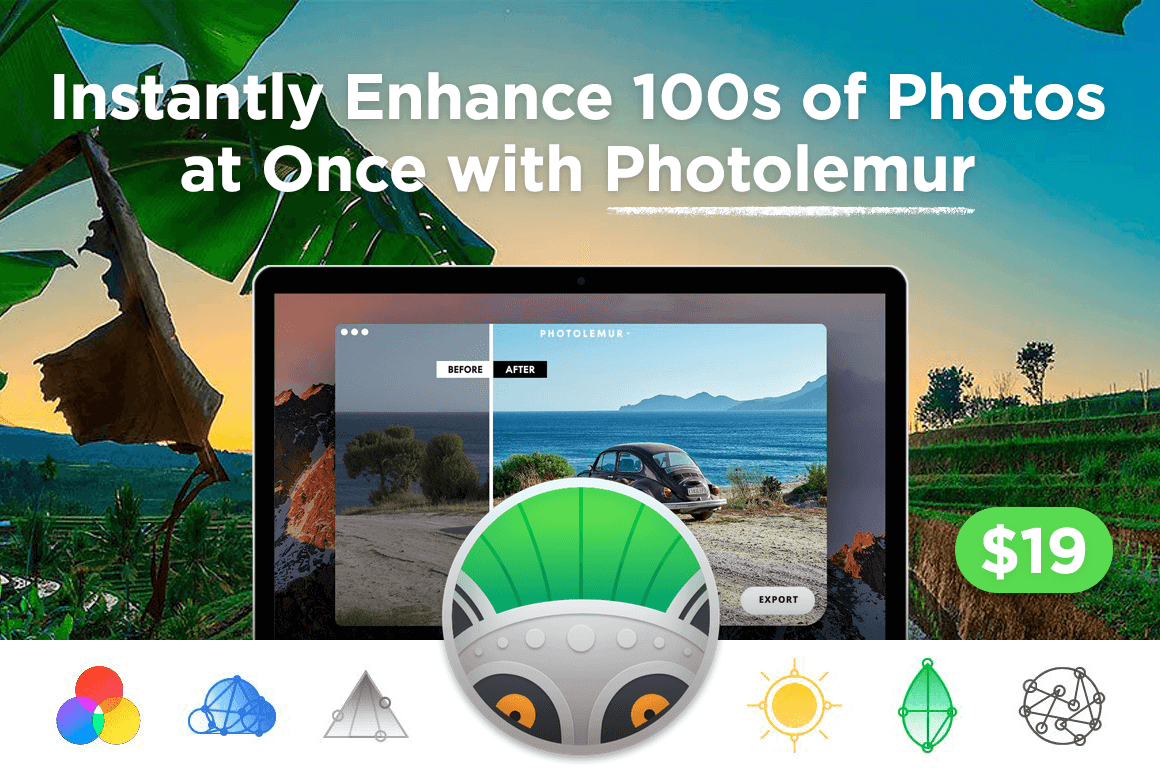 Instantly Enhance 100s of Photos at Once with Photolemur – only $19!