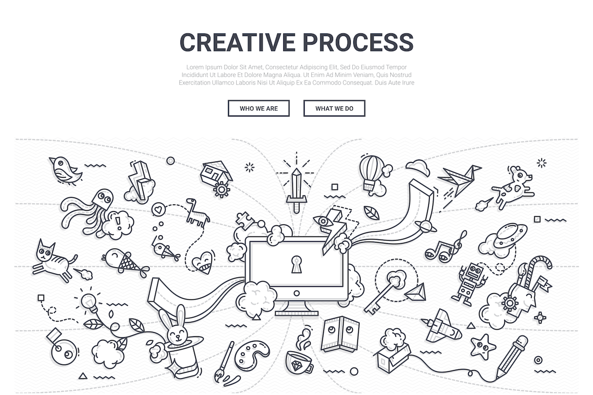 5 Doodle Backgrounds to Spice Up Your Web Projects -Business Legions ...