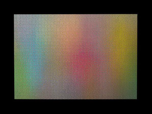 Clemens Habicht's Colour Puzzles: 1000 Vibrating Colours Puzzle for $35